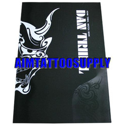 Wholesale ADAM TRIBAL SKETCH Tattoo Book DAM tattoo designs Totem tattoo magazine