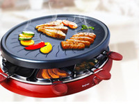 Wholesale Hot Products SC C electric grill electric oven electric fry pan at home smoke free baking