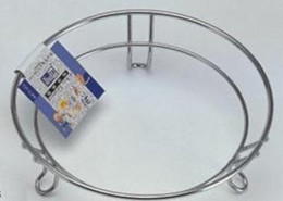 Stainless steel steam rack(diameter 19cm,7inch)round steaming Steaming rack cooking rack wire rack