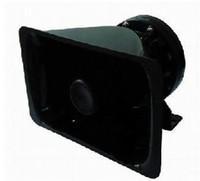Cheap black Siren(CJB-100DC) with speaker100W+3tones+hand-control type+lightbar control+12V 24V DC