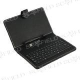 Wholesale USB keyboard Leather case for quot quot quot Apad Epad Flytouch Ipad Tablet pc white or black