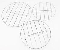 Wholesale Stainless steel steam rack diameter cm inch round steaming Steaming rack cooking rack wire rack
