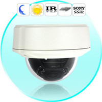Wholesale Security Camera Super HAD CCD Night Vision Vandalproof Shipped