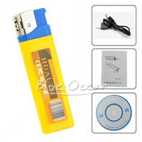 Wholesale quality guaranteed Voice control Mini Hidden HD Lighter