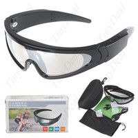 Wholesale 4GB Mobile DVR Eyewear Style Spy Camcorder Hidden Camera Recorder