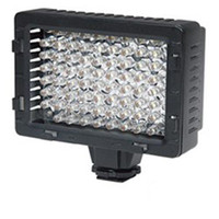 Led Video Camera Light 48PCS  Promotion !!! CN-48H Led Video Camera Light For Camera DV Camcorder Lighting 50pcs By DHL