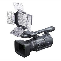 Wholesale Promotion CN Pro Video Camera Light For Camera DV Camcorder Lighting EMS
