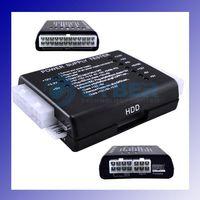 Wholesale PC PSU ATX SATA HDD Power Supply Diagnostic Tool Tester Display Pin