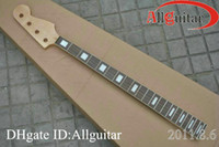 Wholesale guitar necks bass neck frets strings bass made of rosewood