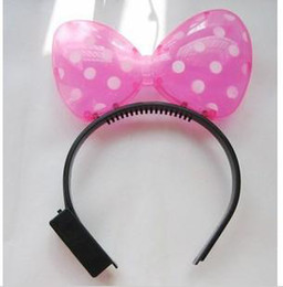Free Shipping flash hairpin, LED hairpin, LED hairpin headband, light hair clips