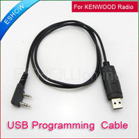 Wholesale Item New USB Programming Cable Pins for QUANSHENG PUXING WOUXUN TYT BAOFENG UV5R Radio Hot J0012A