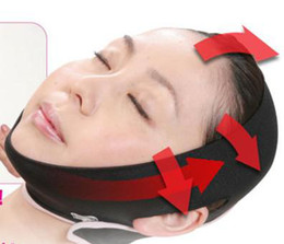 Wholesale 3D Face lift Band Oval face shape control set Forming sleep Japan Novel Cosmetic