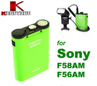 Wholesale Flash Power Battery Pack PB820 For Speedlite HVL F58AM F56AM Green Led Display Power Monitor