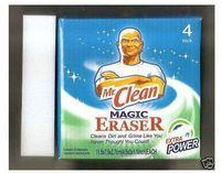 Wholesale Novelty Procter amp Gamble Mr Clean Magic Eraser Sponge Cleaner without detergen pack