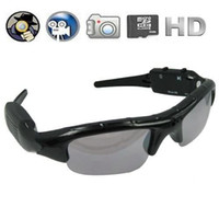 Wholesale Spy Sunglasses hidden camera Eyewear Video DVR Camera Recorder Mini DV