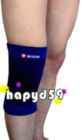 Wholesale 2pcs Wison knee supporter kneepad kneecap elasticity kneepad Protective Gear free ship