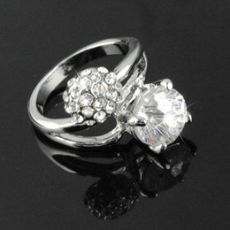 Ring Jewelry - Princess Wedding Engagement Diamond Ring | RN-573