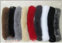 Wholesale Fox fur coats fox fur collar fur collar square collar scarf scarves008