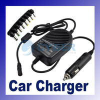Wholesale Universal DC Car Charger Adapter Power Supply for Laptop HP IBM Sony W LED