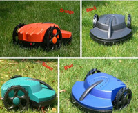 Wholesale auto grass cutterr robot grass cutter Intelligent grass cutter Lead acid Battery