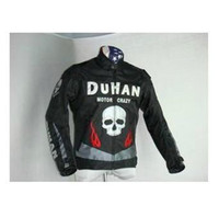 Wholesale DAHAN small devil Oxford cloth PU professional racing motorcycle clothing apparel jackets
