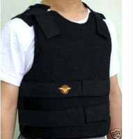 Wholesale NIJ Standard PE Bullet Proof VEST Bulletproof IIIA for Ballistic Resistance Body Armor Size