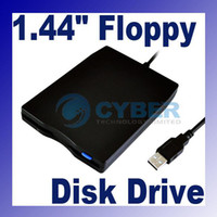 Wholesale Read Write MB USB External Portable Floppy Disk Drive For Desktop Laptop