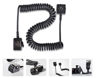 Wholesale Off camera flash remote control TTL Cable Cord for Nikon Canon Sony Olym Camera and Speedlight