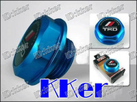 Wholesale 20pcs New Colors Toyota TRD Oil Filter Cap Aluminium Alloy Caps With Retail Package Beautiful