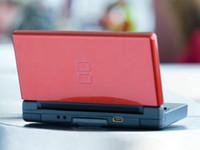 Rojo-Negro Consolas consola de juegos portátil / + sistema libre de 366 juegos en 1 gota envía a estrenar