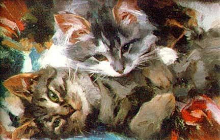 Famous animal paintings artists - photo#28