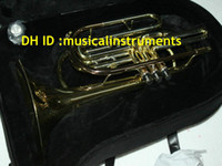 Wholesale Gold Marching Trombone