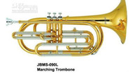 Wholesale High New arching Trombone withcase