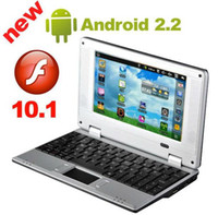 Wholesale 2pcs inch Android Notebook via wm inch Q703 Mini Netbook Laptops
