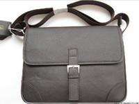 Wholesale eather bag the male satchel fashion recreation bag