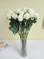 Wholesale up to off Mixed color Decorative White rose Artificial flowers Decorative flowers Dried flowers