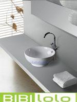 ceramic art basin - Bathroom art Ceramic Vessel Vanity Sink Basin xp009
