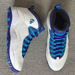 Wholesale Air Retro City Pack Charlotte Shanghai CHI Ovo black Powder Blue White BULLS OVER BROADWAY Men Women size