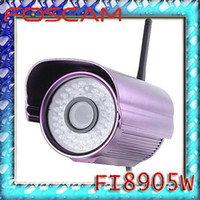 Wholesale 5pcs Foscam FI8905W Wireless IP Net CCTV Wifi Camera IR Night Vision CMOS k Pixels Globalink