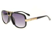 authentic designer eyeglasses - Hot Oval Eyeglasses Authentic Men Polarized Brand Uv400 Women Vintage Men Designer Sunglasses Ca zal Sun Glasses Oculos De Sol
