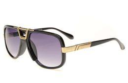 Wholesale Hot Oval Eyeglasses Authentic Men Polarized Brand Uv400 Women Vintage Men Designer Sunglasses Ca zal Sun Glasses Oculos De Sol
