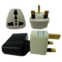 Wholesale UK standard adapter Universal US AU EU to UK AC Power Plug Travel Adapter