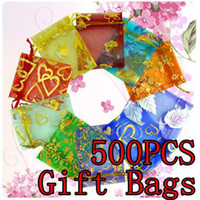 Wholesale Organza Jewelry Wedding Party Gift Bags cm Shower Party Gift Pouch