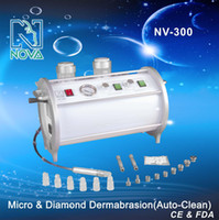 Best Wholesale-110V-220V CRYSTAL DIAMOND MICRODERMABRASION DERMABRASION BEAUTY MACHINE