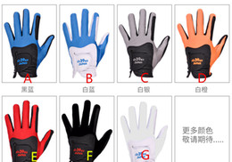New fashion sports FIT - 39 ex JAPAN golf gloves Single hand golf men left hand sets professional Golf accessories golf glove free shipping