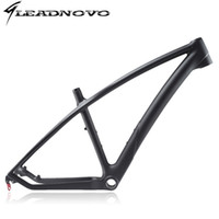 2016 full carbon fiber mountain bike frame mtb superlight carbon bike frameset compatible quick release cycling free shipping