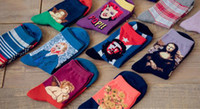 angels graphics - Fancy Monroe Mona Lisa Van Gogh angels Tube socks New D Graphic famous oil painting Socks Renaissance Hosiery slipper