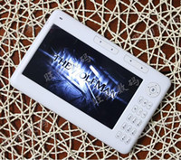 Wholesale Aoly Inch High Resolution eBook Reader kindle Super Media Player E Boook EB700 Fast Dispatch