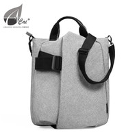Wholesale Cai P Unisex Multi functional Casual Style Four Colors in MacBook Handbag Messenger Bag Shoulder Bag