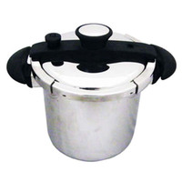 Wholesale CONCORD Stainless Steel QT Pressure Cooker Heavy Pot